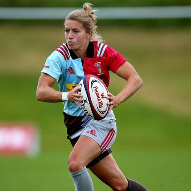 Fiona Pocock - Women&#039;s Rugby Ambassador<
