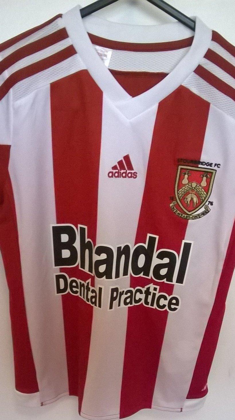 Club Shop  Home Replica Shirts update - News - Stourbridge FC 847539ae9