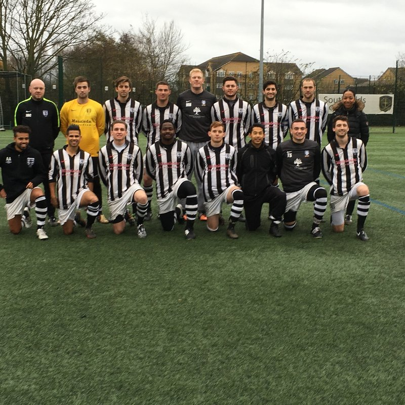 Guildford City Vs Tooting Bec