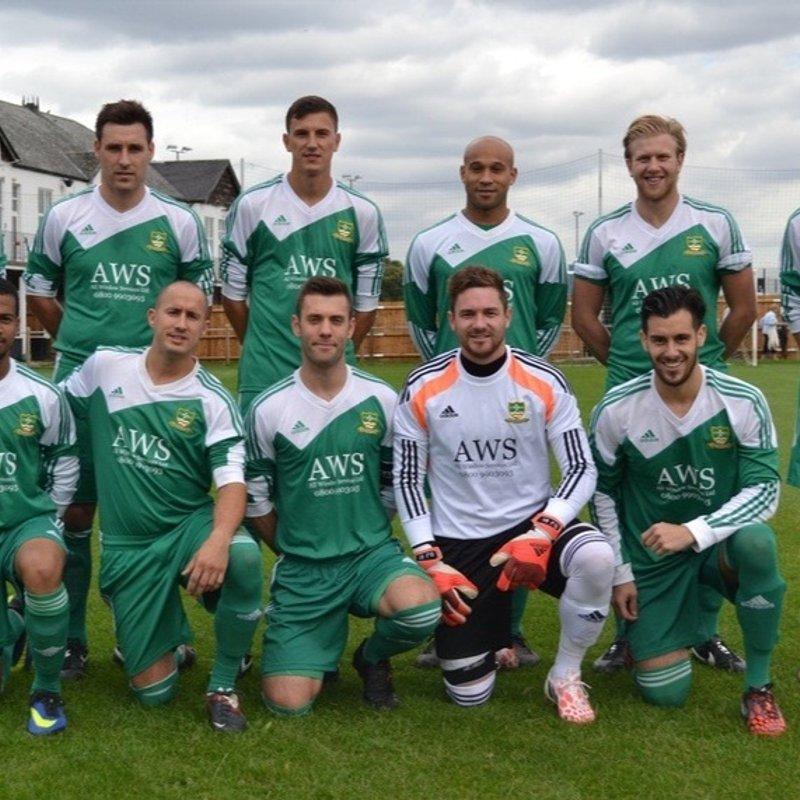 1st Team lose to Croydon 1 - 3