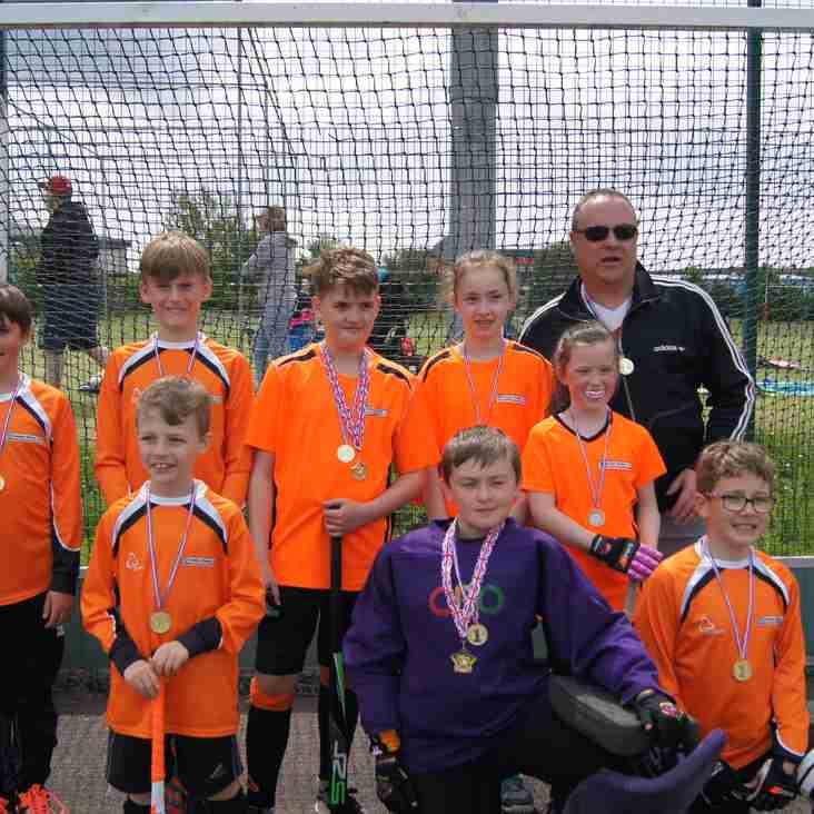 U13 mixed summer league