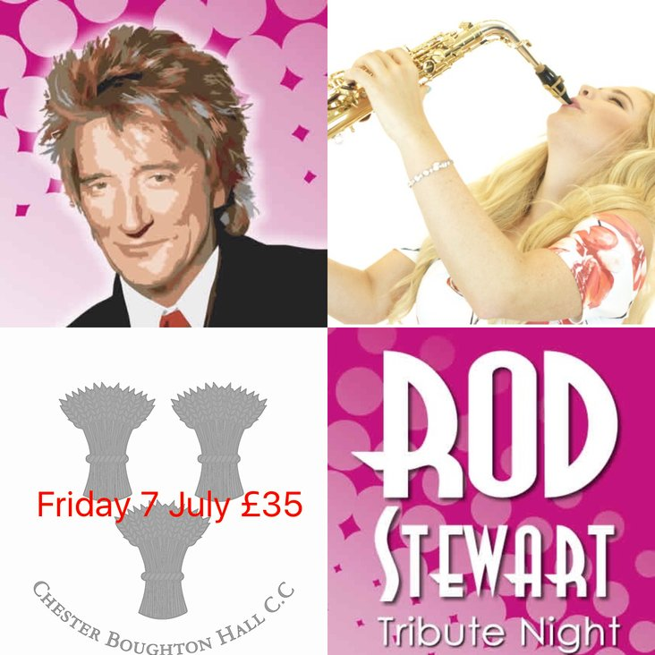 Rod Stewart event sold out - register on waiting list<