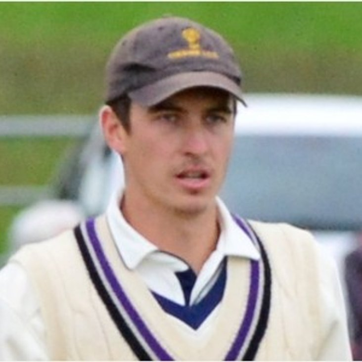 Spin king Jack grabs 12 for Cheshire <