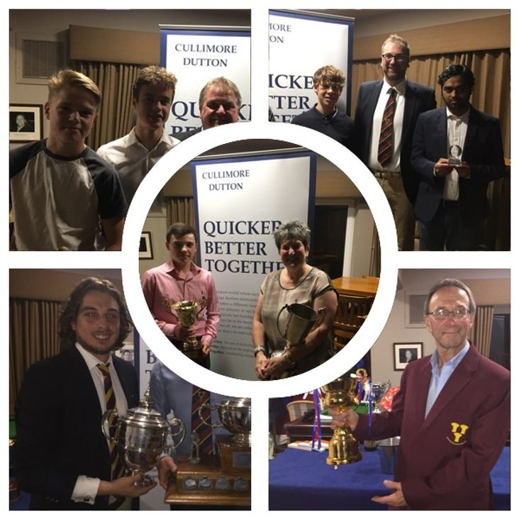 Success celebrated in style at awards night<
