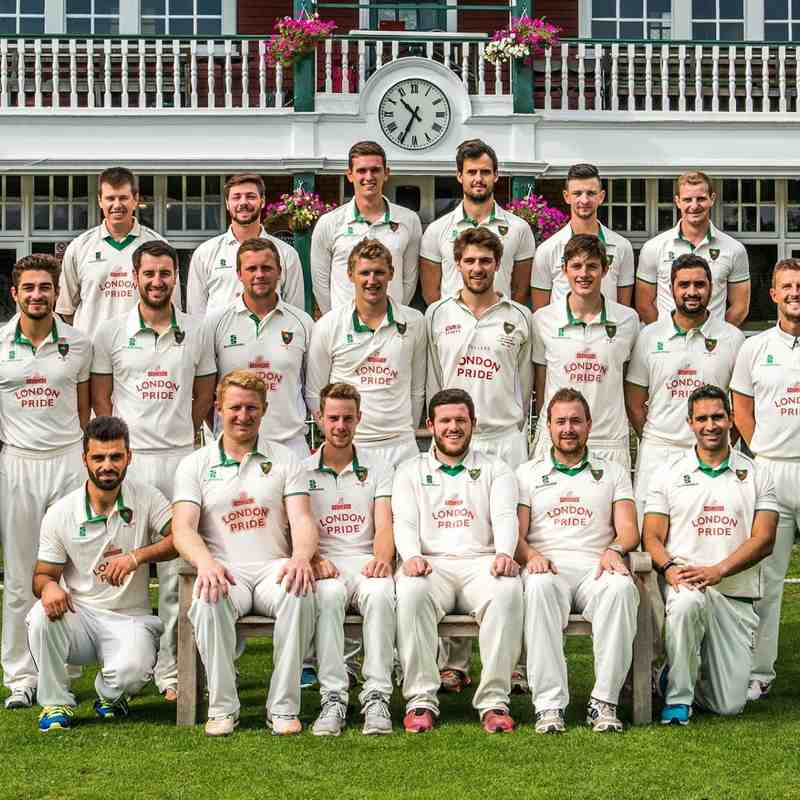 ECC 1st XI Squad 2017