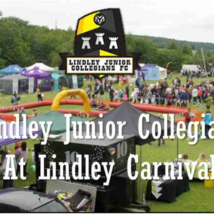 Junior Collegians at Lindley Carnival
