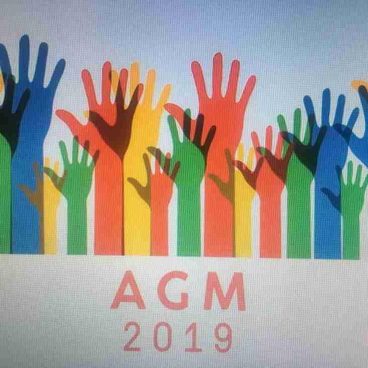 SHC AGM reminder - 22nd June 2019  (2:30pm game, 5pm AGM, 6pm BBQ)