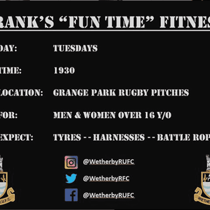 Frank's Fitness