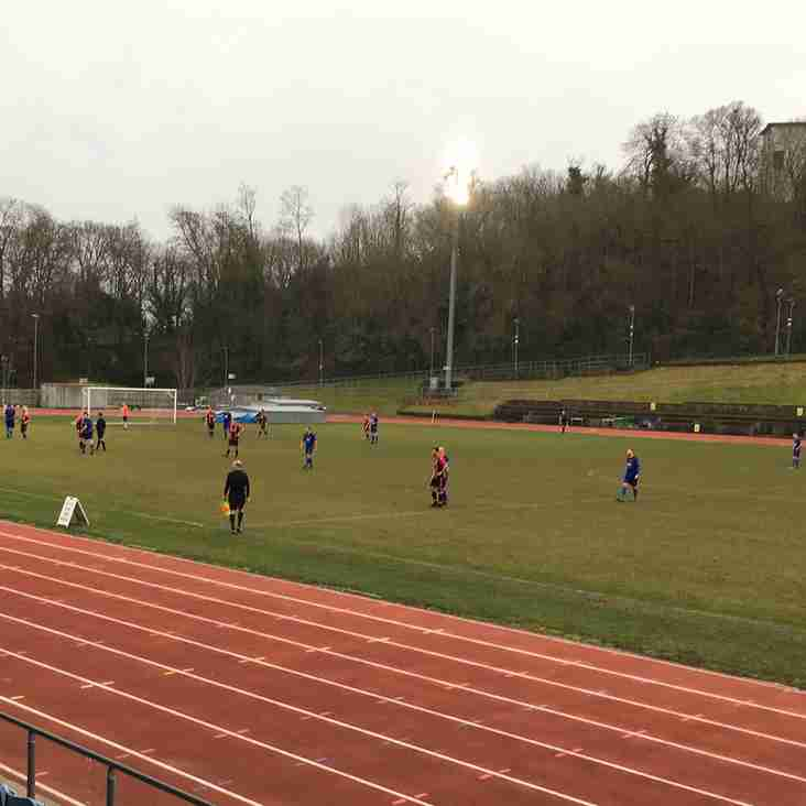 Match report versus Midhurst