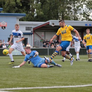 Sudbury take all 3 points in Romford Rollercoaster