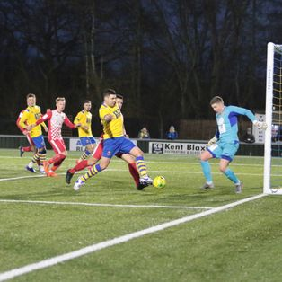 Home disappointment for AFC