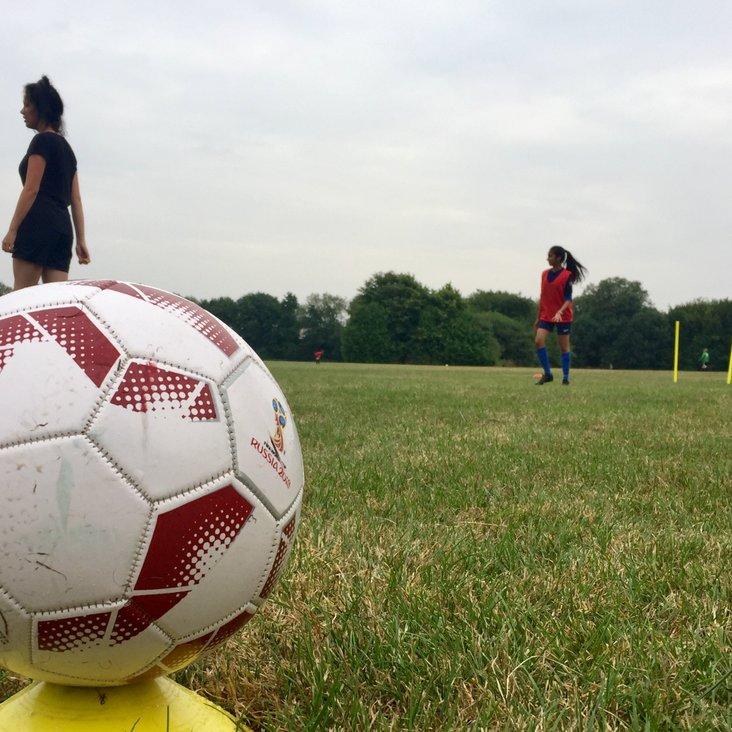 Under 15 Girls - Open Sessions<
