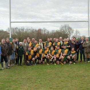 Barns Green End Fantastic Season with Triumphant Win