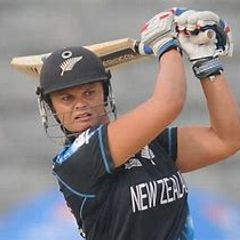Suzie Bates, NZ Womens Captain