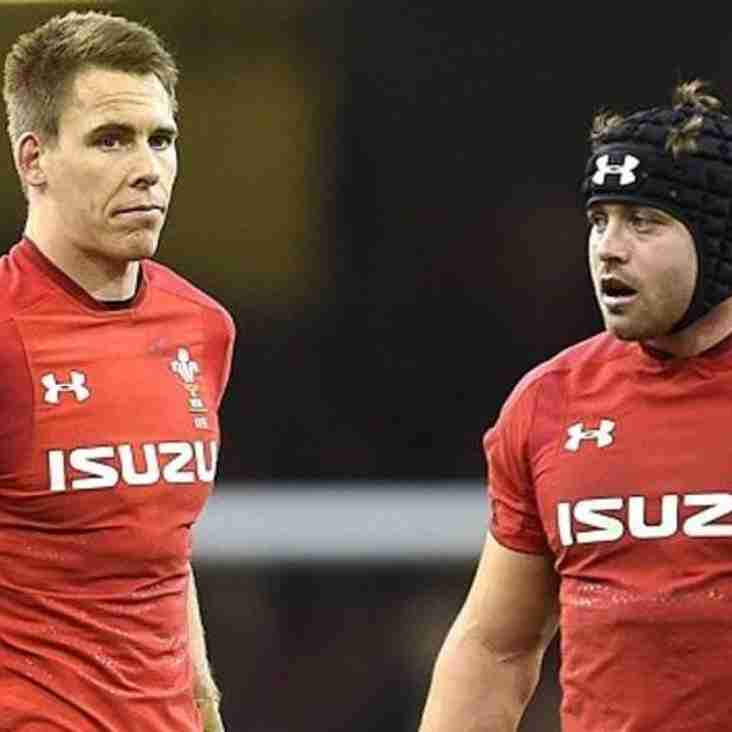 Six Nations 2018: Dan Biggar,  Liam Williams and Leigh Halfpenny in Wales team