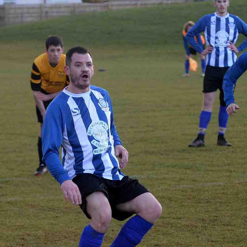 Buckingham United FC V Stewkley Reserves