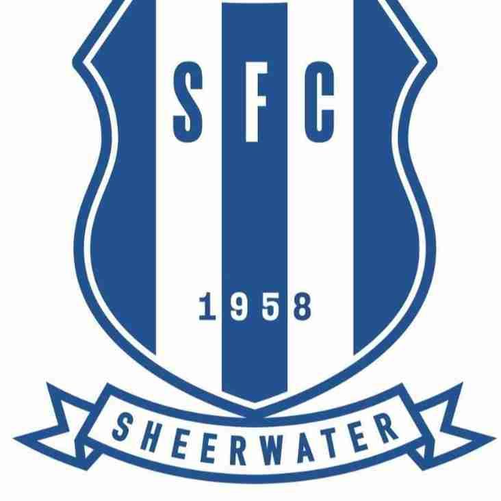 Sheerwater FC Presentation Night Saturday 4th May