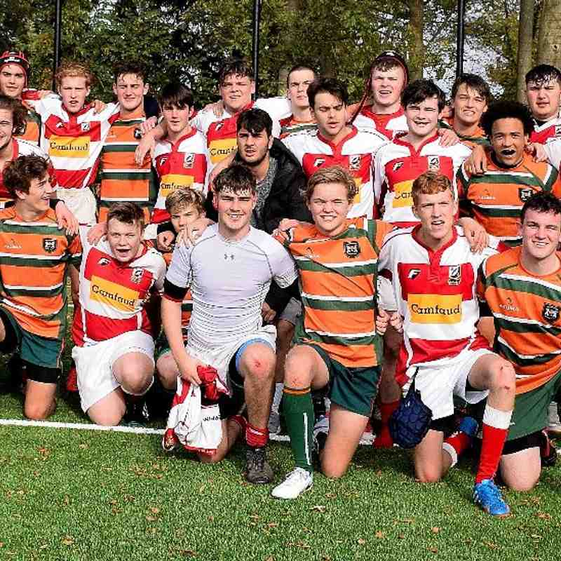 U18s Tour Belguim and Holland 2018   Matches V Rotterdam RFC and Travool RFC