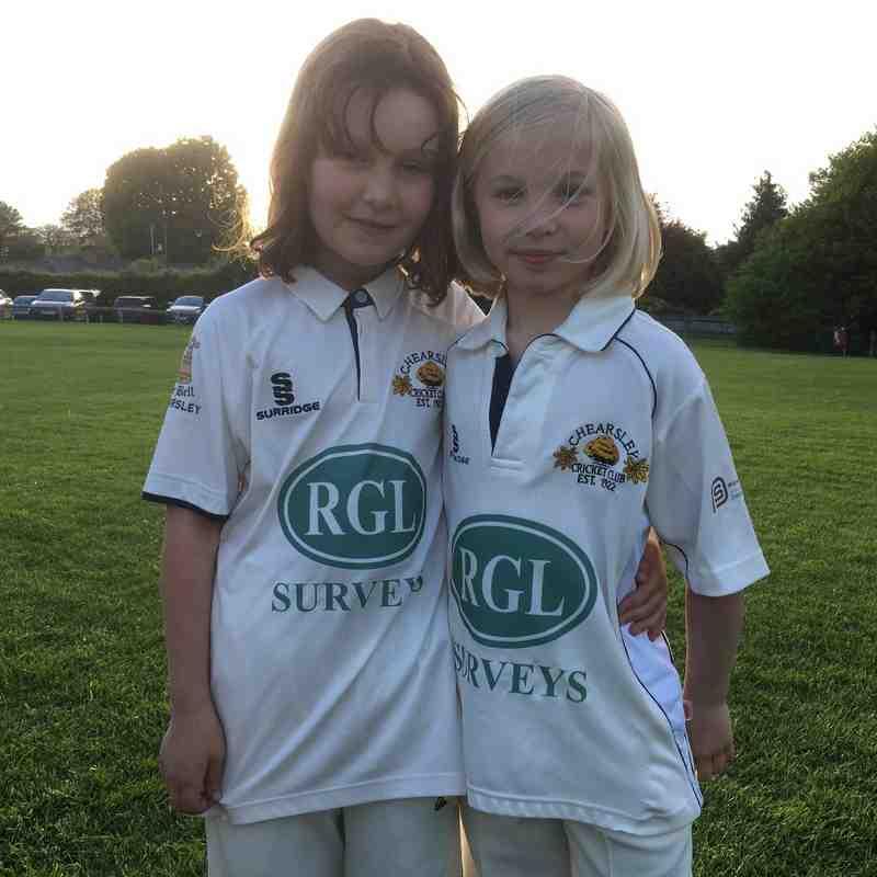 Chearsley Under 9's 2016