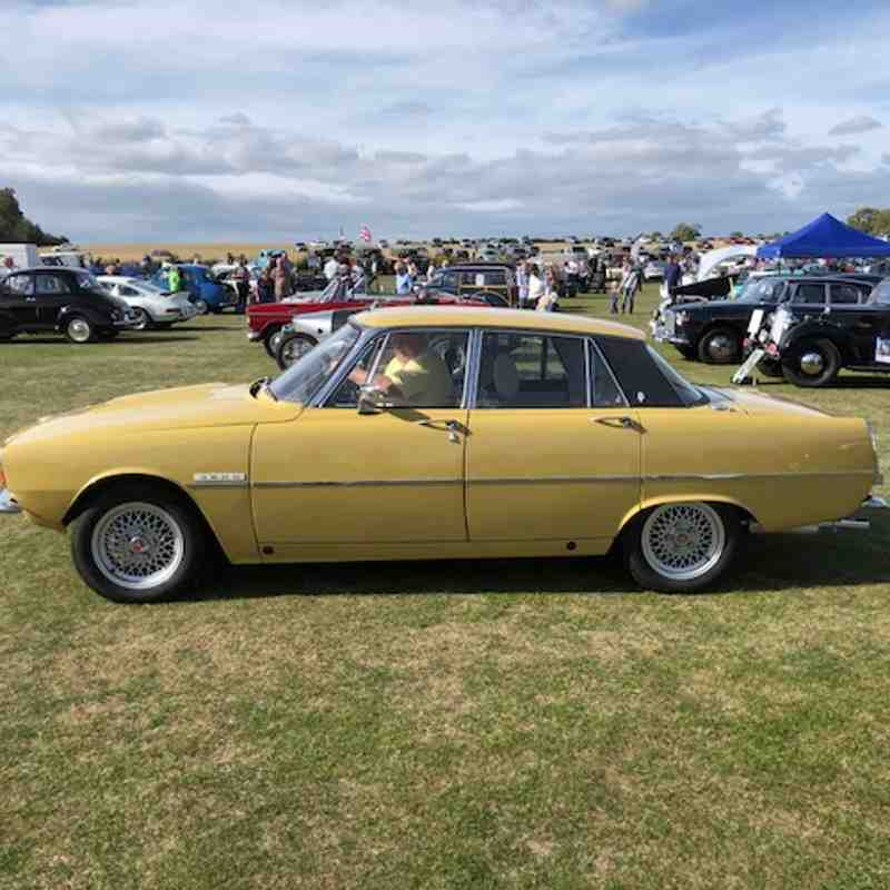 Chearsley Classic & Vintage Funday 2018