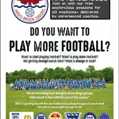 We are Recruiting New Players Now (U5-U18)