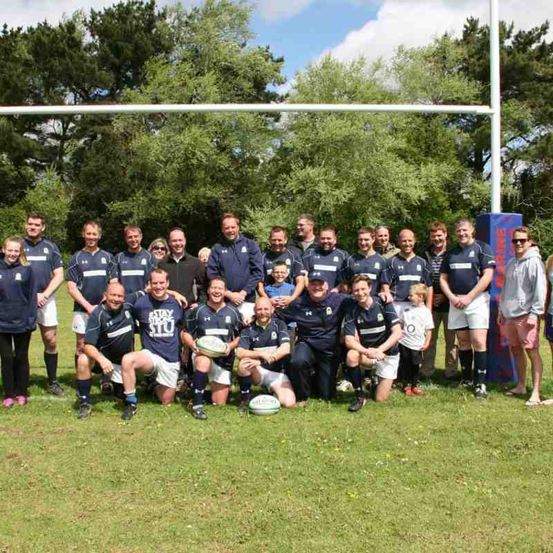 Poole Vets Tournament May 9th 2015