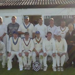 2nd XI Cup Final 2005 Hunwick v East Rainton at Medomsley