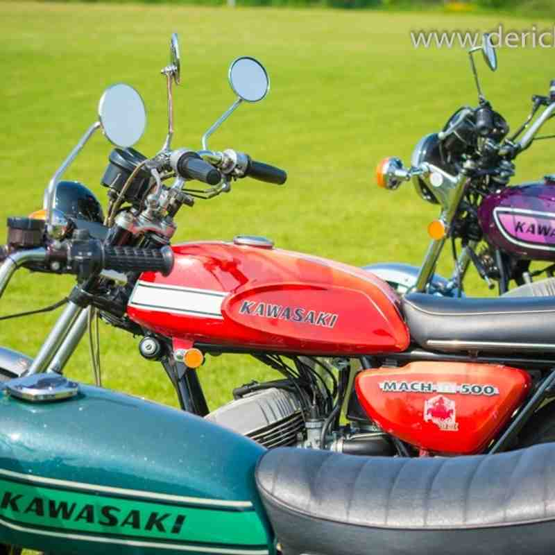 More Than Rugby More Than Rugby Kawasaki Triple Owners Club Uk