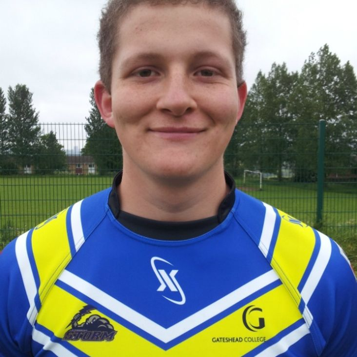 England Colleges Call Up For Adam Barrass<