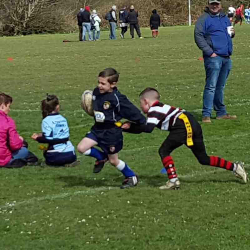 Ilfracombe Sharks V Dowlais Rugby Club