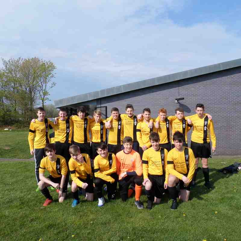 Squad V Fauldhouse 30 April 17a