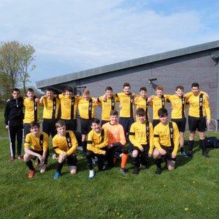 Grangemouth Boys Club 0 East Calder Colts 3