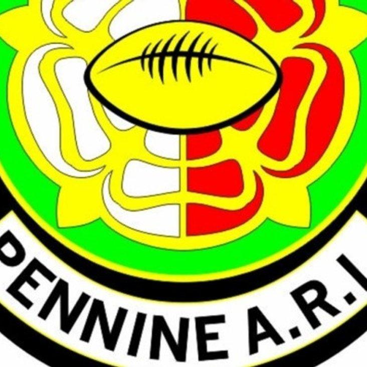 Pennine League Fixtures<