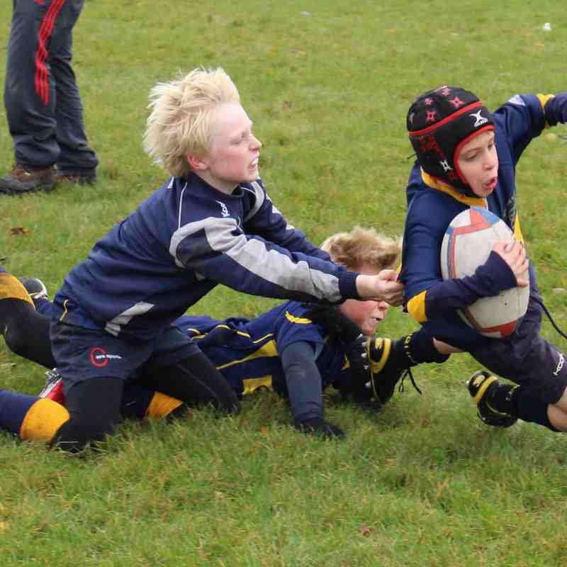 U10 Team at Thorney 08/11/15