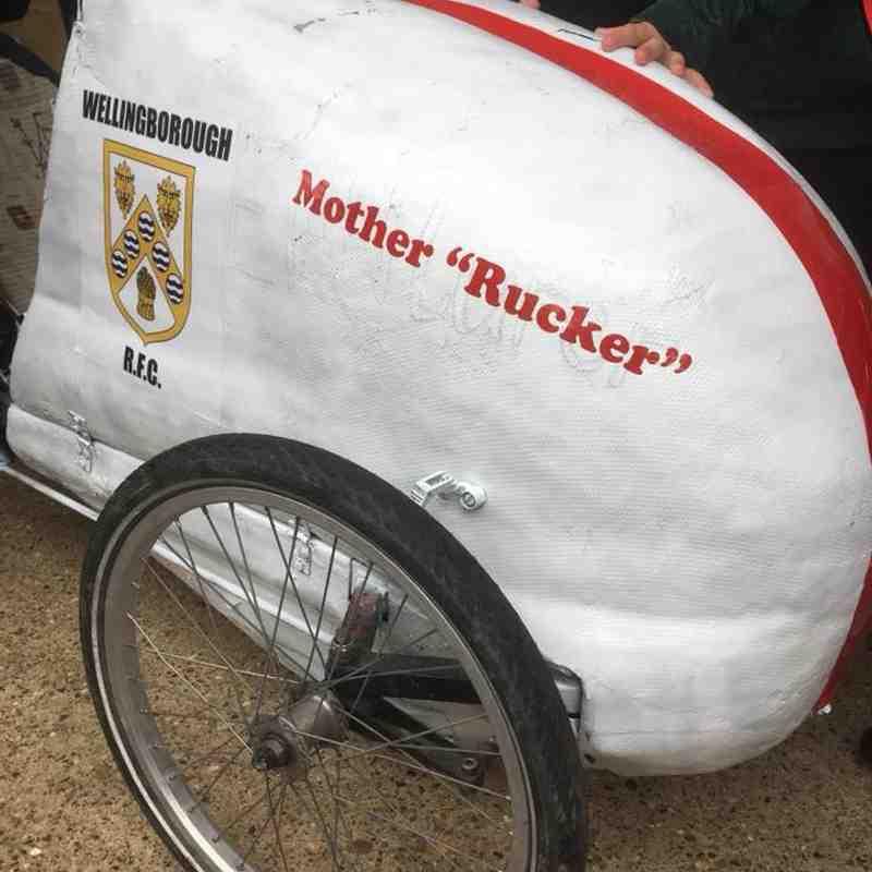 U10's Earls Barton Soap Box Derby 2018