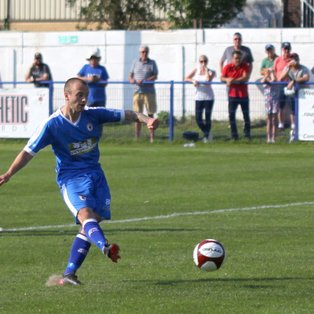 Glossop claim first points at home