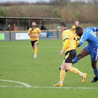 Draw soured by injury