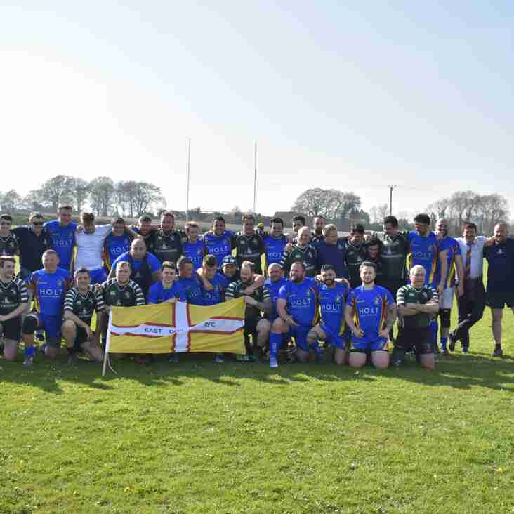 East Dorset wrap up 2017/2018 in style
