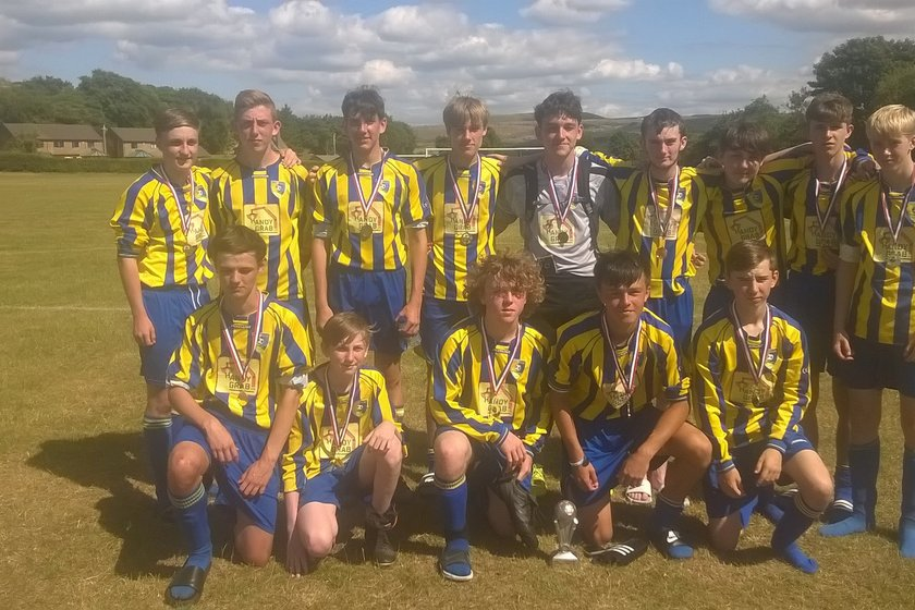 Pirates Win Rossendale Tournament