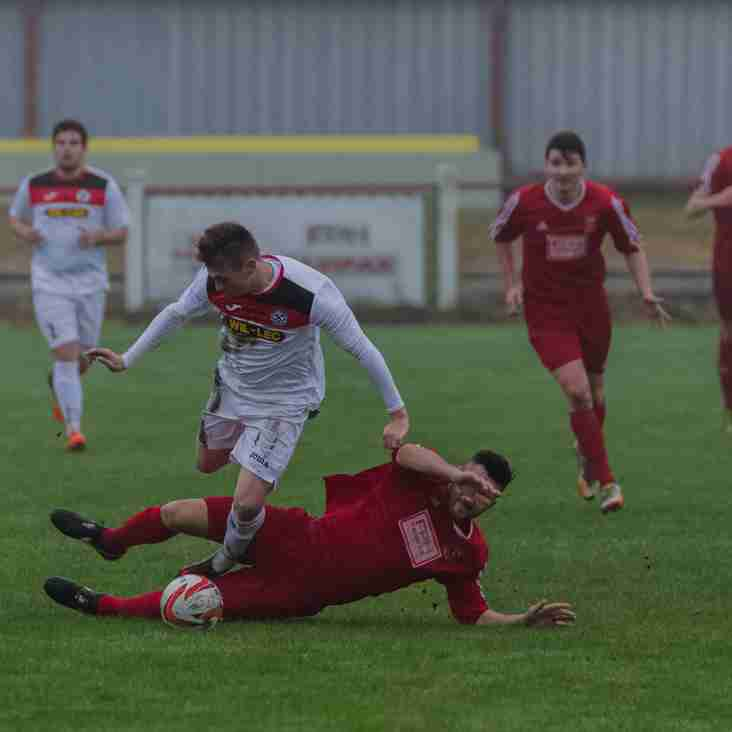 UNBEATEN RUN ENDS AT SELBY