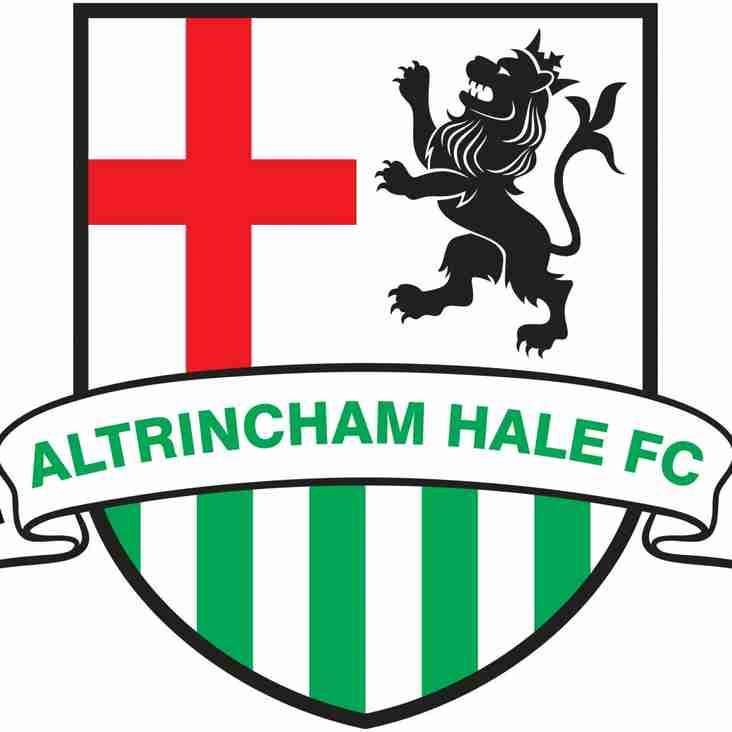 Altrincham Hale Coaches