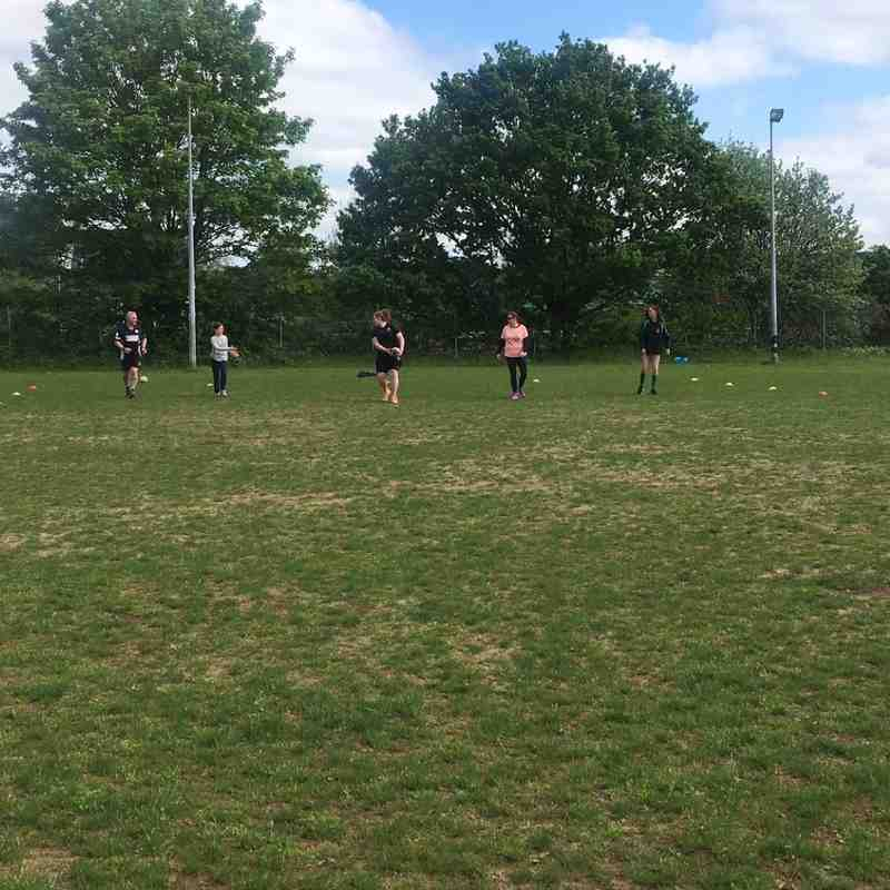 Under 18's Ladies Summer Tag Sessions