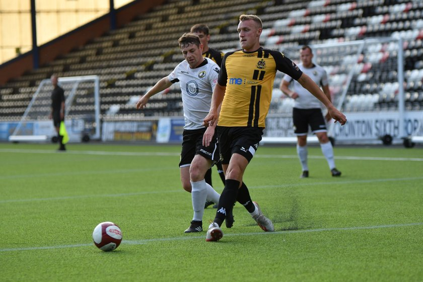 REPORT | Widnes 0-2 Southport