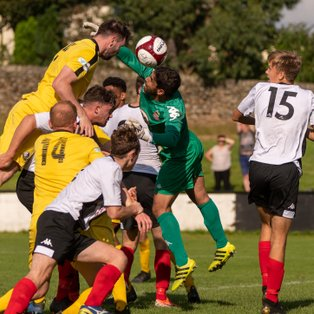 REPORT | Kendal Town 0-0 Widnes