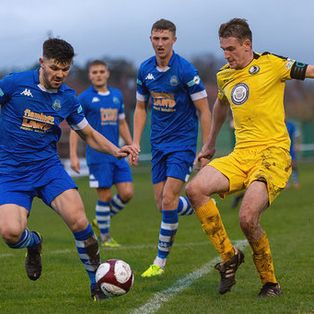 REPORT | Pickering Town 1-1 Widnes