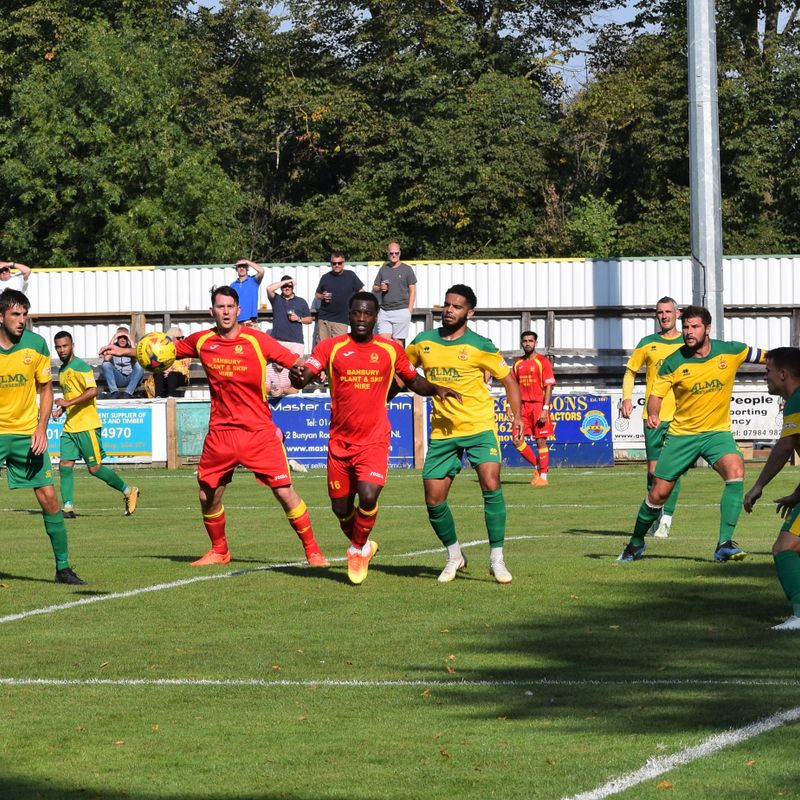 Hitchin Town Preview