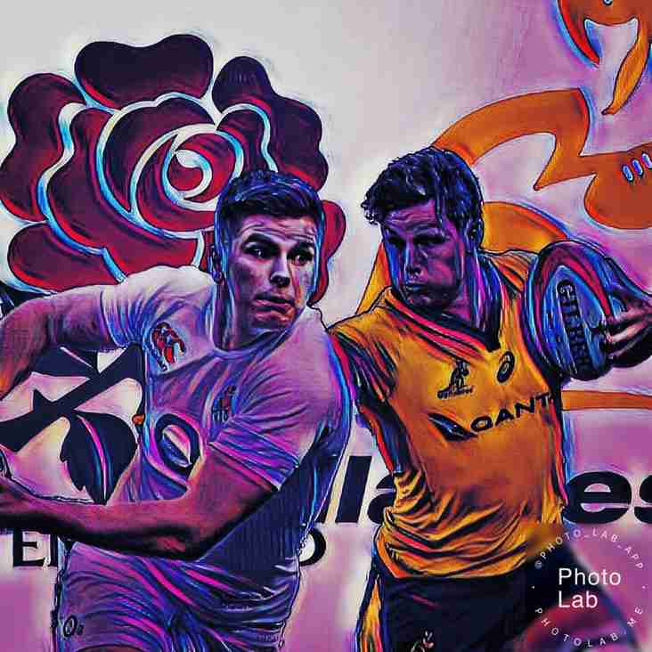 RWC | England vs Australia | Saturday 19th Oct
