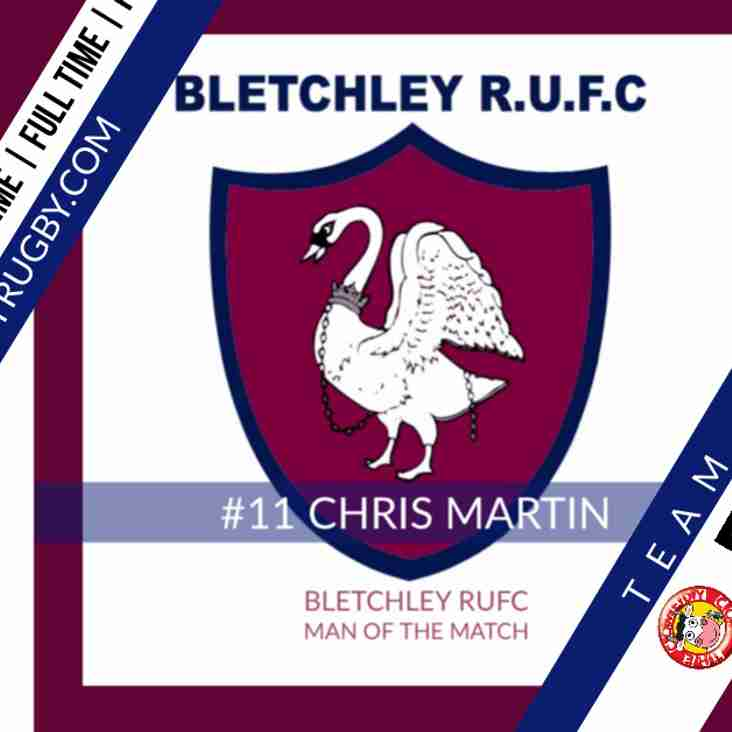 Great win for Bletchley VETS