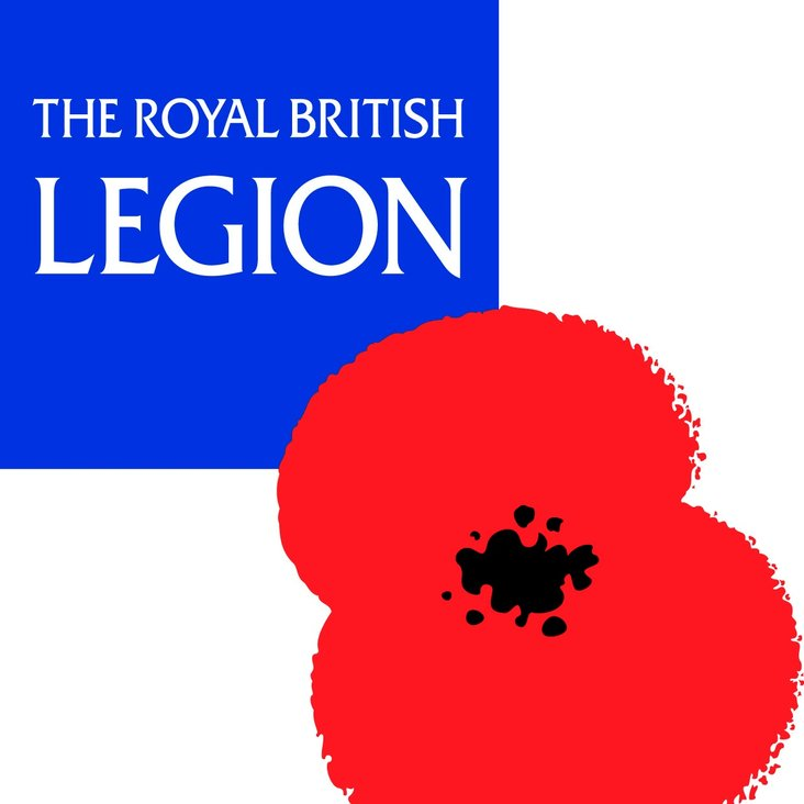 CLARE IS RAISING FUNDS FOR THE ROYAL BRITISH LEGION<