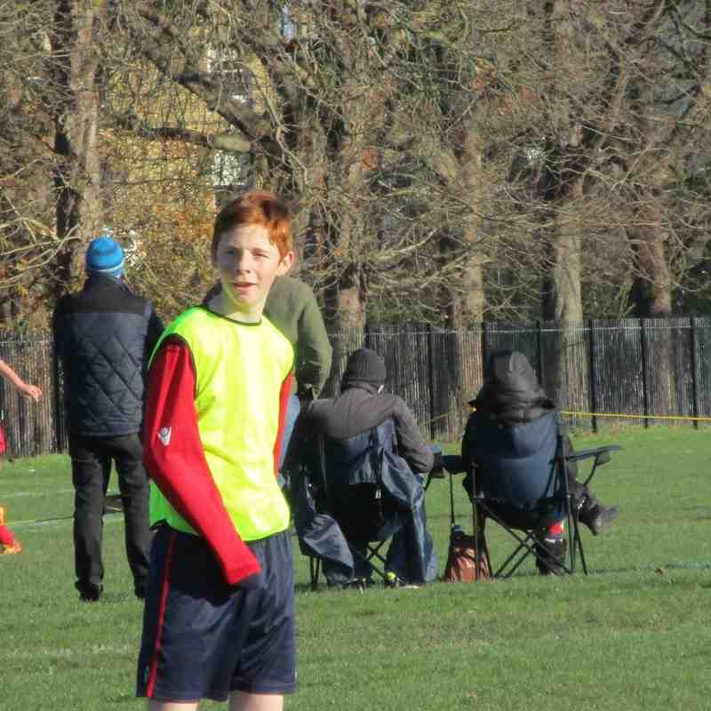 HRBFC U13 Colts vs Carshalton Athletic U13 Greens